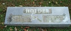 Leta <i>Jones</i> Holder