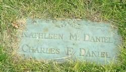 Charles F Daniel