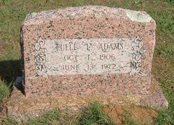 Euell Lester Adams