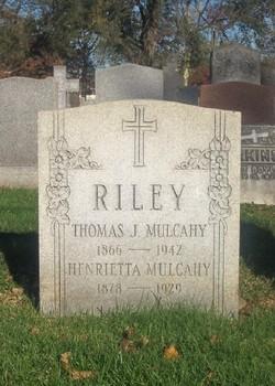 Thomas J. Mulcahy