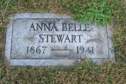 Anna Belle <i>Stewart</i> Blosser Stewart