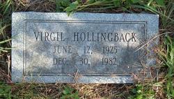 Virgil Hollingback