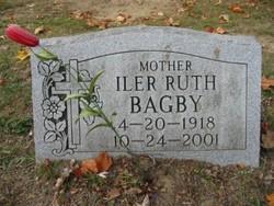 Iler Ruth Bagby