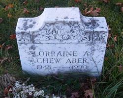 Lorraine A <i>Chew</i> Aber
