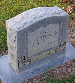 Mae <i>Hooks</i> Christensen