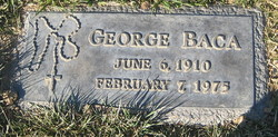 George Baca