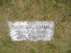 George Lee Adams