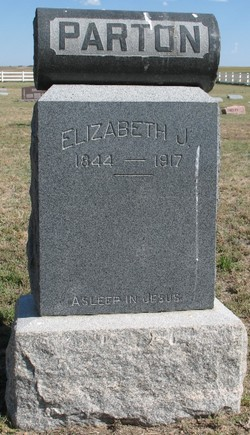Elizabeth J <i>Privett</i> Parton