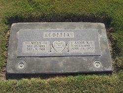 Wiley C Coffia