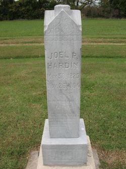 Joel P. Hardin