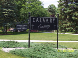 New Calvary Cemetery