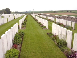 Bellicourt British Cemetery