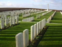 Bernafay Wood British Cemetery