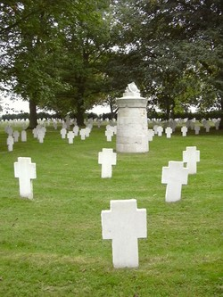 Cambrai East Military Cemetery