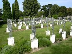 Saint Sever Cemetery