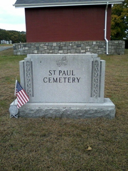 Saint Pauls Church Cemetery