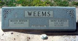 Melvin Denson Weems
