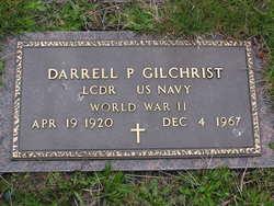 Darrell P Gilchrist