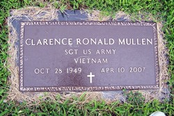 Clarence Ron Mullen