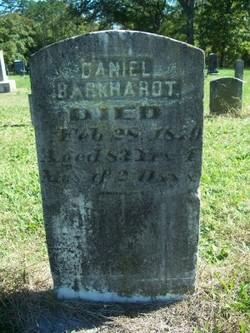 Daniel D. Barnhardt