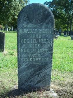 Daniel Wilson D.W. Barnhardt