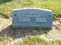 Moses Elord Baker