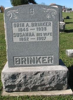 Curtis William Brinker