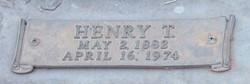 Henry T. Barrett