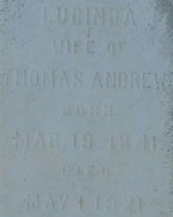Lucinda Sinda <i>Cheek</i> Andrews