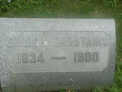 Sarah M. Carstairs