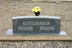 Roger B. Bramlette