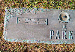 Hayes E. Parks