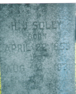 Henry James Solly