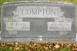 Minnie Fern <i>Peak</i> Compton