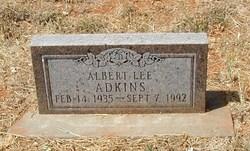 Albert Lee Adkins