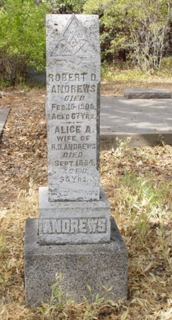 Alice A. Andrews
