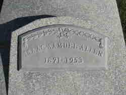Isaac Samuel Allen
