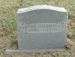 Amy Akerman