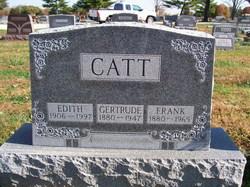 Edith Catt