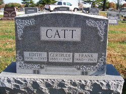 Frank Catt