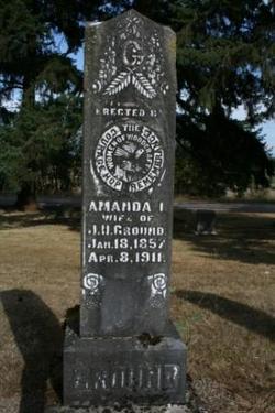 Amanda I. Ground
