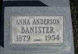 Anna <i>Anderson</i> Banister