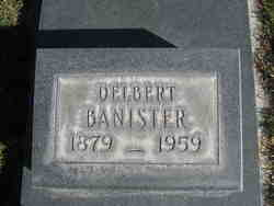 Delbert Banister