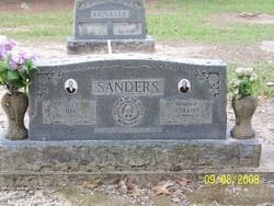 Martha <i>Parker</i> Sanders
