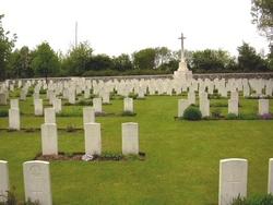 Hargicourt British Cemetery
