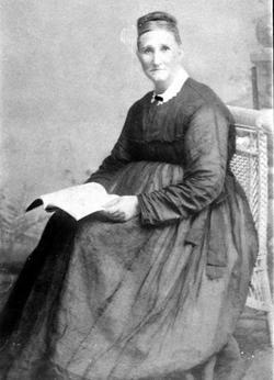 Julia Ann <i>Barrow</i> Arwine