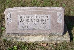 Maud Clara <i>Johnson</i> McKinney