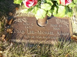 Chad Lee Michael Adams