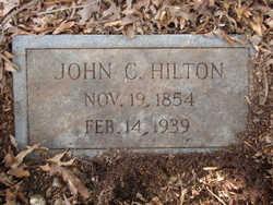 John C Hilton