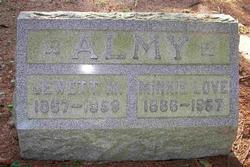 Minerva Minnie <i>Love</i> Almy